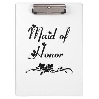 Criada del honor clásica
