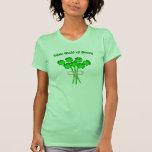 Criada del honor irlandesa camiseta