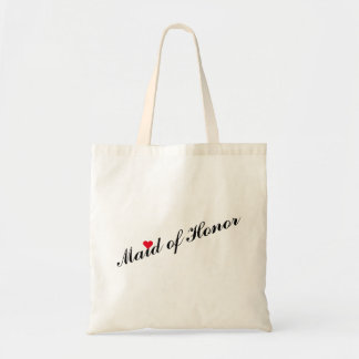 Criada del honor que casa la bolsa de asas delgada