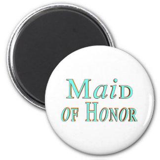 Criada del imán del honor