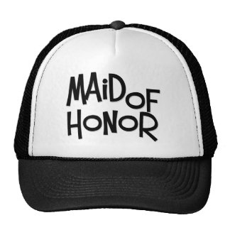 Criada del inconformista del honor gorra
