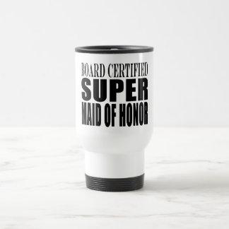 Criada estupenda de las gracias de los símbolos de taza térmica