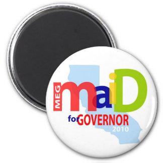 Criada para el imán del gobernador
