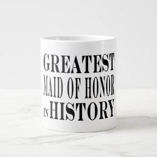 Criadas del honor: La criada del honor más grande  Taza Grande
