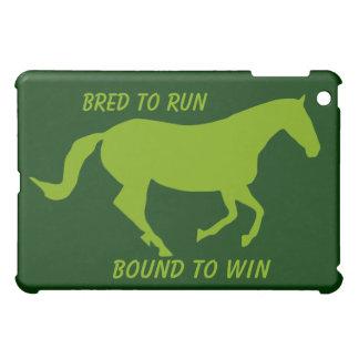 Criado para correr, limitar para ganar (caballo de