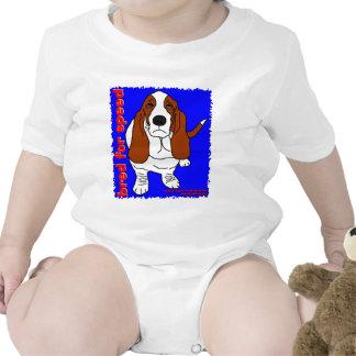Criado para el bebé de la velocidad traje de bebé