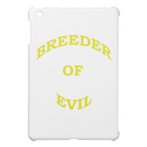 Criador del mal