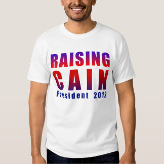Criar a Caín 2012 Camisas