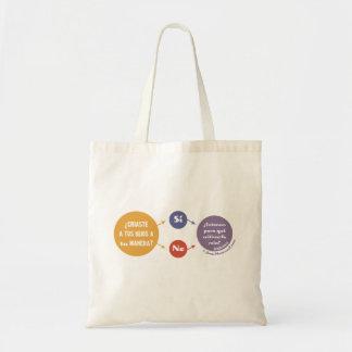 ¿Criaste a tus hijos a tu manera? Budget Tote Bag