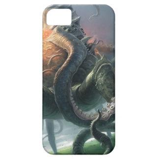 Criatura del caso de Iphone 5 del abismo iPhone 5 Case-Mate Protectores