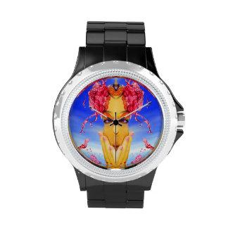 Criatura del mar relojes de pulsera