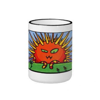 Criaturas de Feeping - o de Feep la taza de la mañ