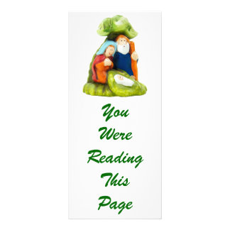 Crib Bookmark Template Rack Card