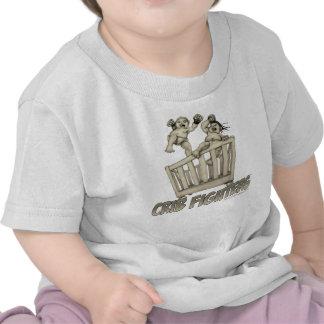 Crib Fighters Crib Brawl Tees