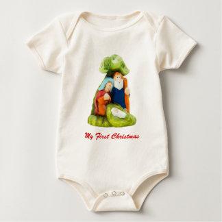 Crib Infant Creeper Template