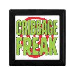 Cribbage Freak G Jewelry Box