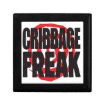 Cribbage Freak Trinket Box
