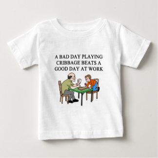 cribbage game player baby T-Shirt