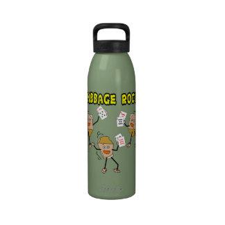 Cribbage Rocks Drinking Bottle