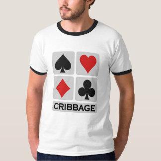 Cribbage shirt - choose style & color