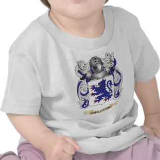 Crichton Coat of Arms Tee Shirts