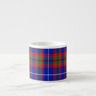 Crichton Scottish Tartan Espresso Cup