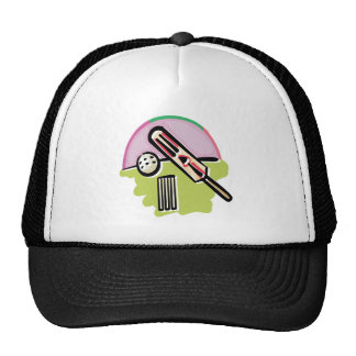 Cricket 4 trucker hat