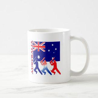 Cricket Australia Coffee Mug