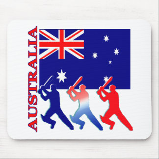 Cricket Australia Mouse Pad