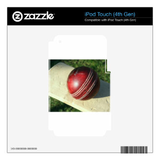 cricket-ball-and-bat.jpg iPod touch 4G skin
