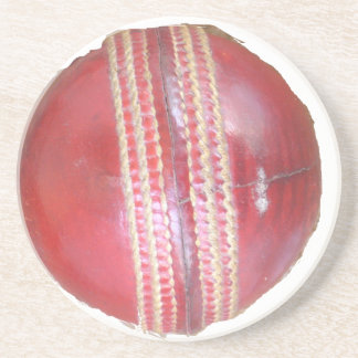 Cricket BALL Sandstone Coaster