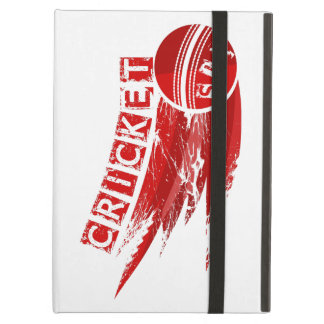 Cricket Ball Sixer Cover For iPad Air