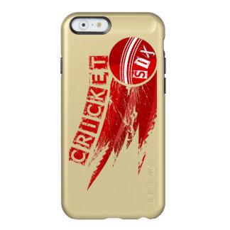Cricket Ball Sixer Incipio Feather Shine iPhone 6 Case