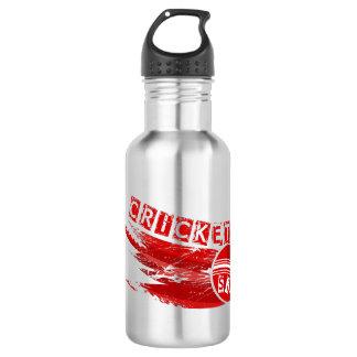 Cricket Ball Sixer Water Bottle