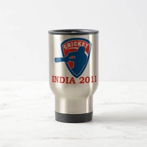 cricket batsman world cup india 2011 mugs