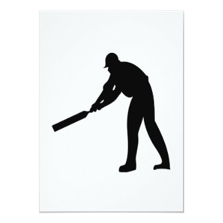 Cricket Batter Card