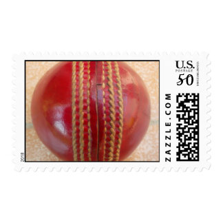 Cricket Bowling World Champions Postage Stamp