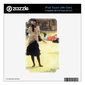 Cricket by James Tissot Skin For iPod Touch 4G