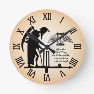 Cricket Clock - Old Father Time