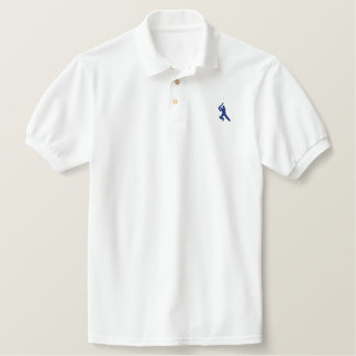Cricket Club Polo Shirt