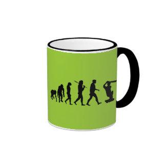 Cricket coffee mug - Evolution of cricket