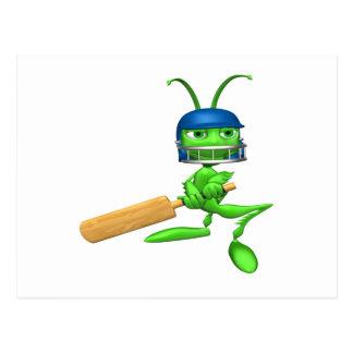 Cricket Cricket Postcard