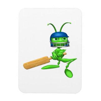 Cricket Cricket Rectangular Photo Magnet