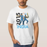 Cricket Cup 2015 - Support Team India! Shirt