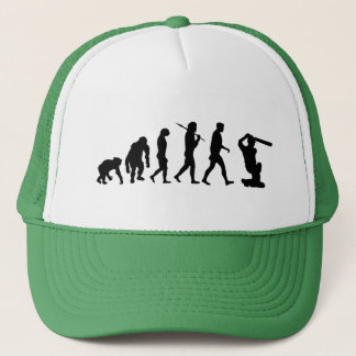 Cricket - Evolution of cricket cap