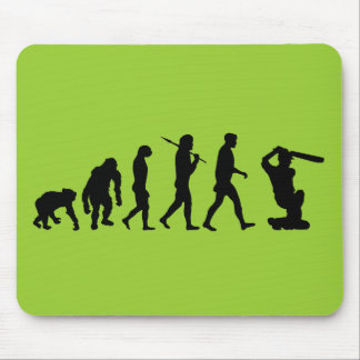 Cricket - Evolution of cricket mousepad