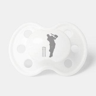 CRICKET grey Baby Pacifiers