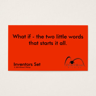 Cricket House Studios Inventors Cards 3