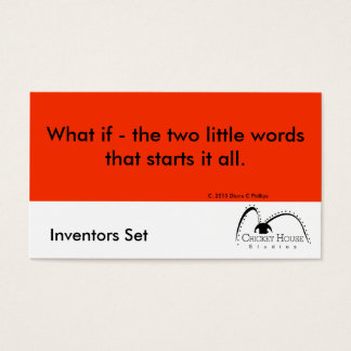 Cricket House Studios Inventors Cards 3a