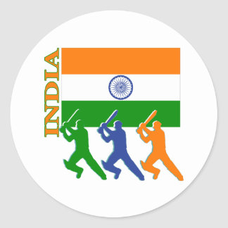 Cricket India Stickers